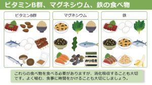 ミトコンドリアの食べ物
